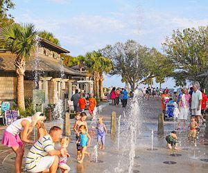 Coligny Beach Park Hilton Head South Carolina