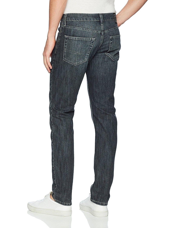 c58de393a8b Men's Clothing, Jeans, Signature by Levi Strauss & Co. Gold Label Men's  Skinny Fit Jeans - Dark Matter - CB18446UEHG #fashion #Jeans #men #outfits # pants
