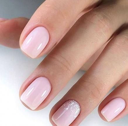 64 ideas short nails 2019 pink for 2019 in 2020  bridal