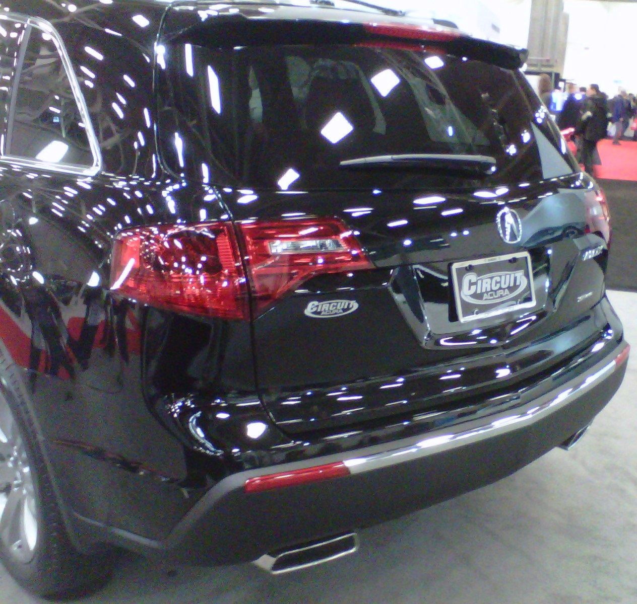 Awesome 2013 Acura Mdx Technology Package