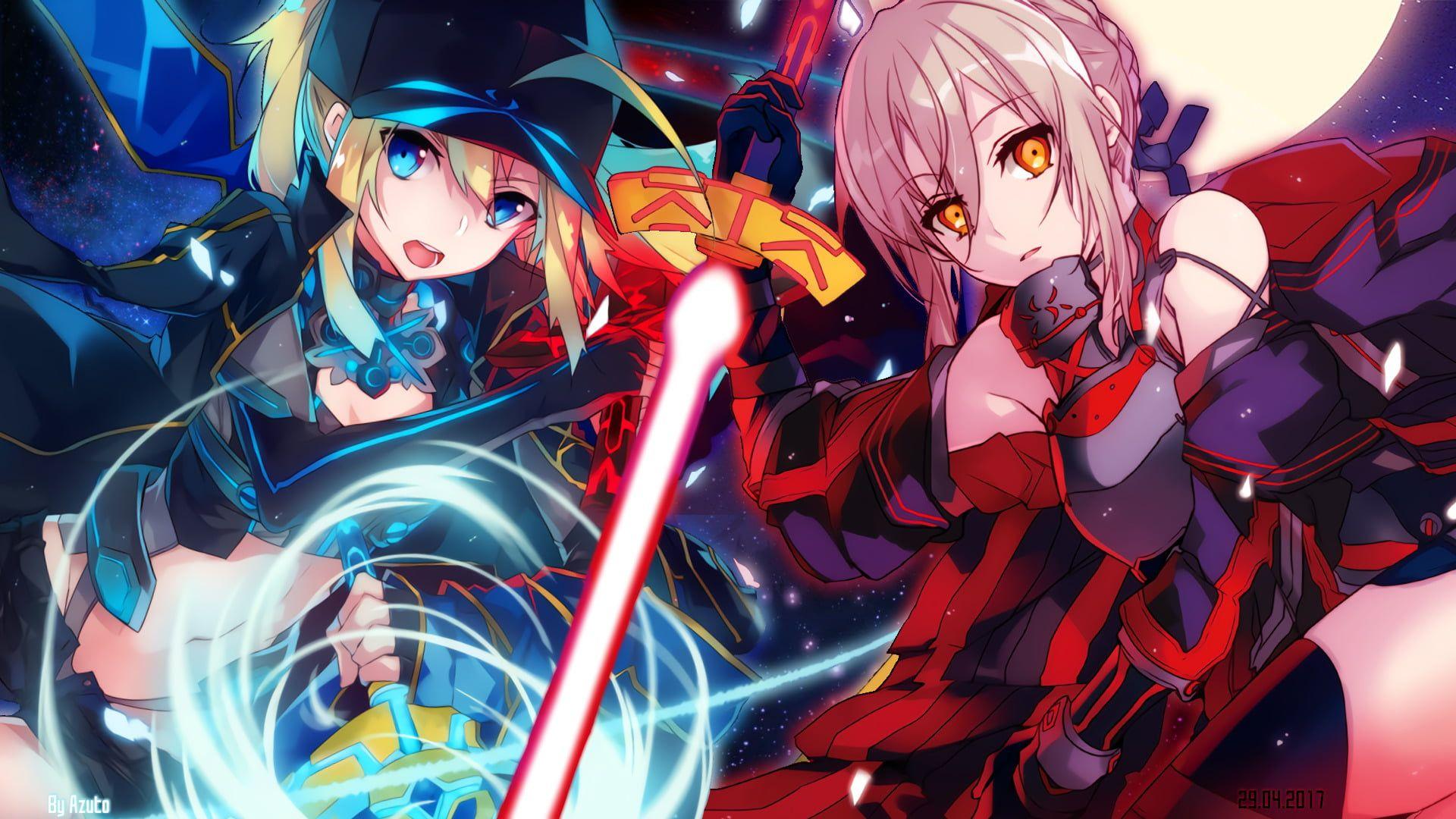 Fate Series Fate Grand Order Heroine X 1080p Wallpaper Hdwallpaper Desktop Anime Anime Wallpaper Fate Fate grand order wallpaper