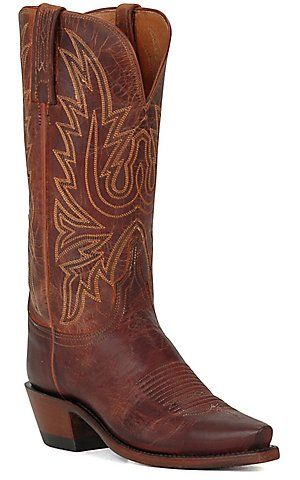 Lucchese® 1883 Ladies Peanut Mad Dog Snip Toe Western Boots | Cavender's  Boot City