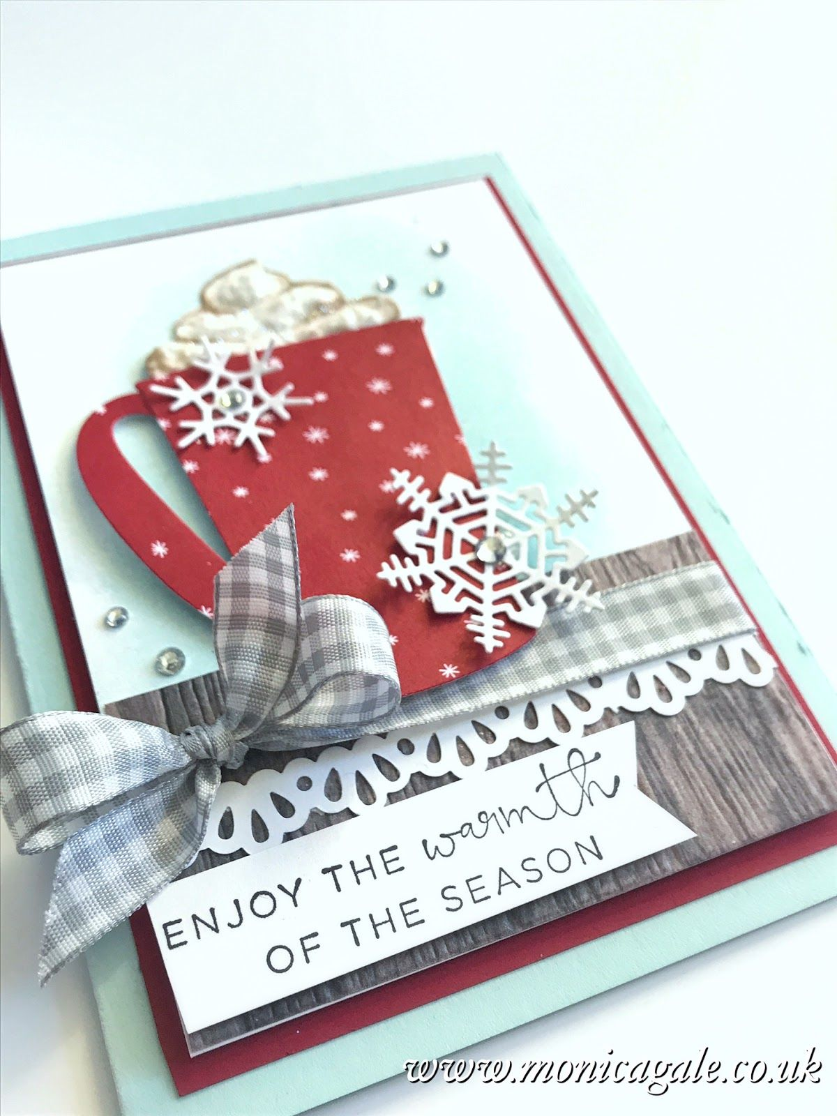 Stamp To Share Blog Hop Coffee Cafe from Stampin Up