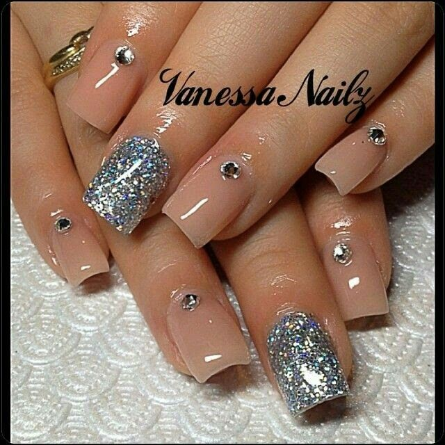 Pin by My Info on nails ideas | Pinterest | Nude nails