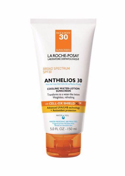 La Roche Posay Anthelios 60 Face Sunscreen Ultra Light Fluid Spf 60 With Antioxidants 1 7 Fl Oz Sonnencreme Furs Gesicht Sonnenschutzmittel Roche Posay
