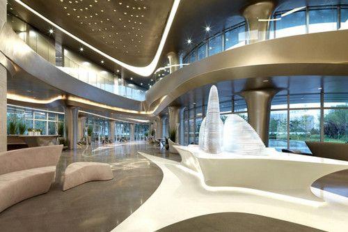 Wangjing SOHO, future architecture, Zaha Hadid, future building ...
