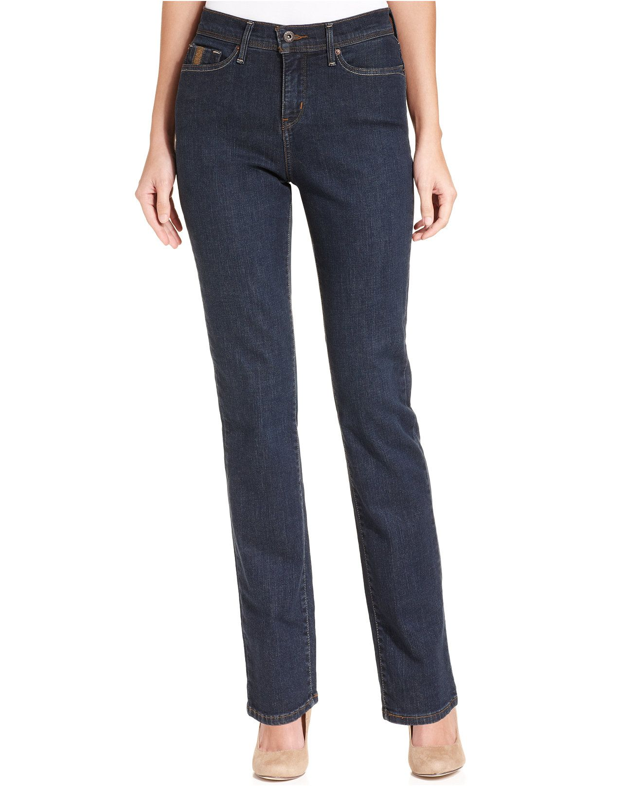 dirt cheap undefeated x top-rated latest Levi's 512 Perfectly Slimming Straight-Leg Jeans, Hammered ...