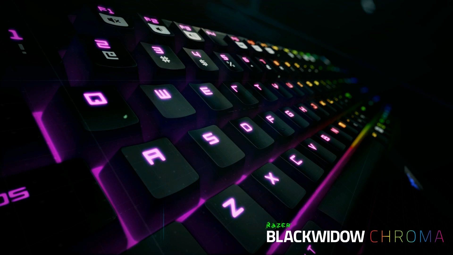 9b76f344789 Razer Blackwidow X/ Chroma Lighting Profile