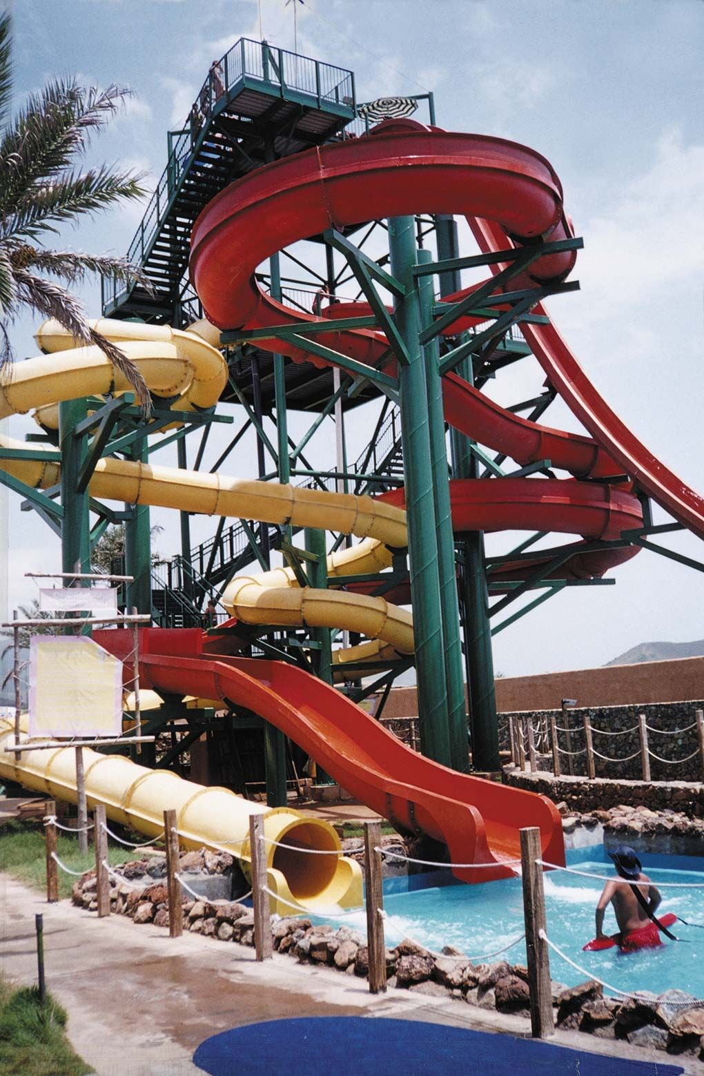 Aquakita | Single Water Slides
