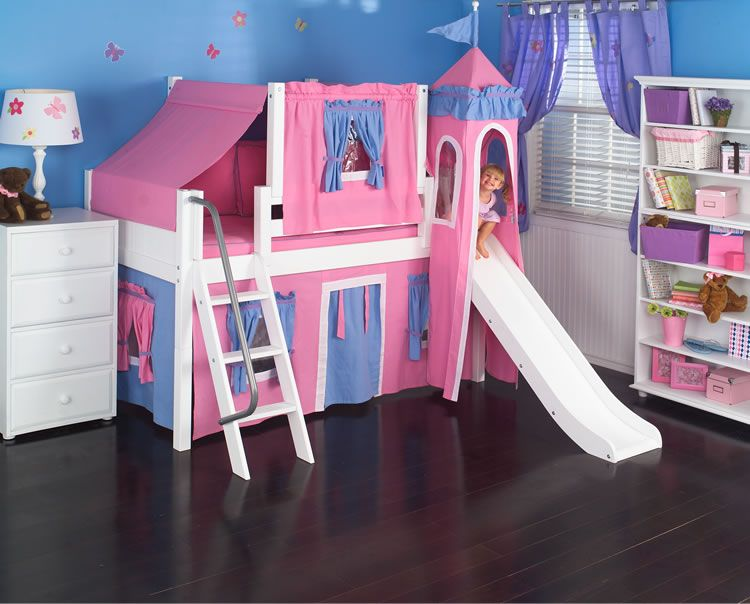 for Princess castle bedroom ideas