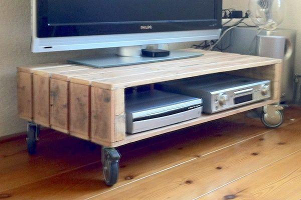 mesas para television