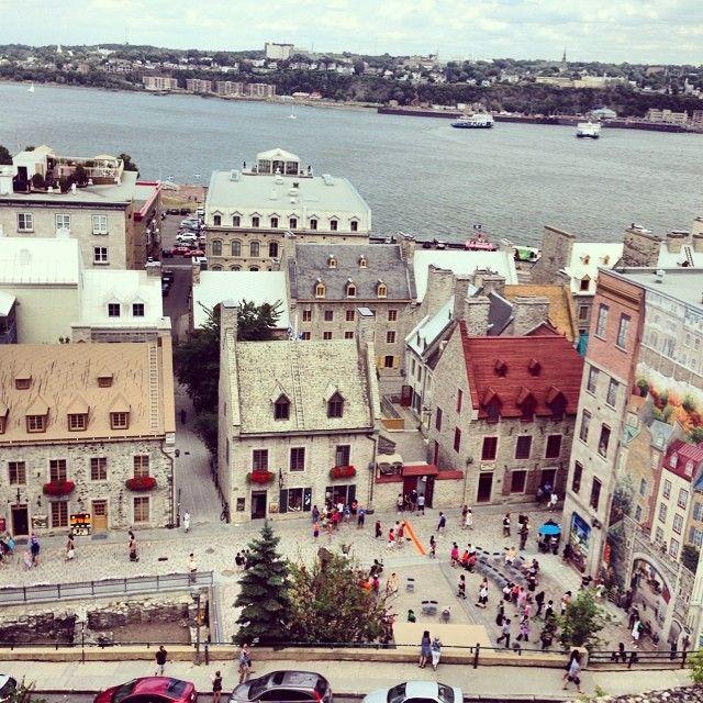 Ville De Quebec Canada Travel Quebec City Quebec