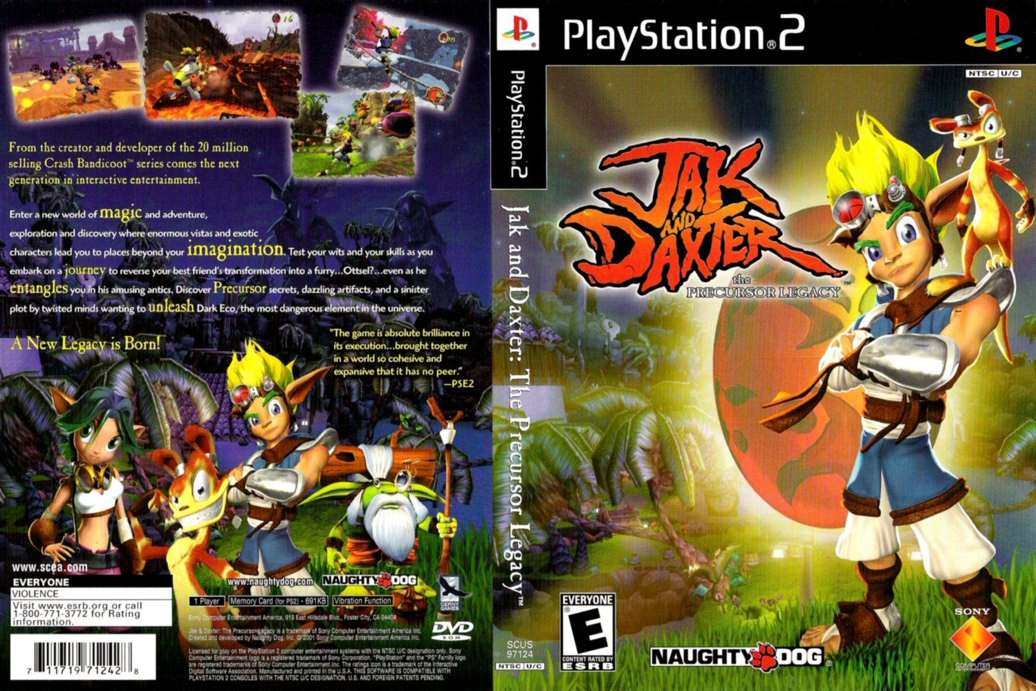 mar jak and daxter
