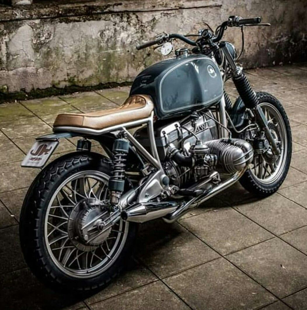 bmw custom cafe racer … | pinteres…