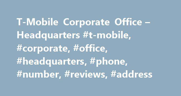 T Mobile Corporate Office U2013 Headquarters #t Mobile, #corporate, #
