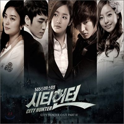 Pin By Anne Violet On Favorite Kdramas Taiwanese Chinese Dramas City Hunter Ost City Hunter Korean Tv Series