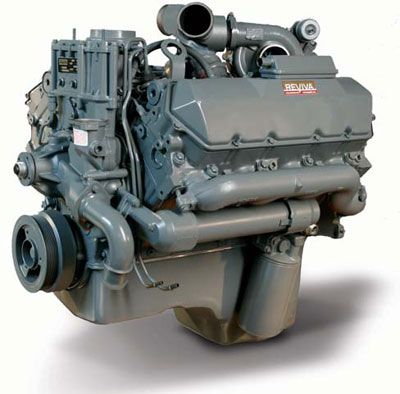 Ford 6 9l Turbo Diesel Remanufactured Drop In Complete Drop In