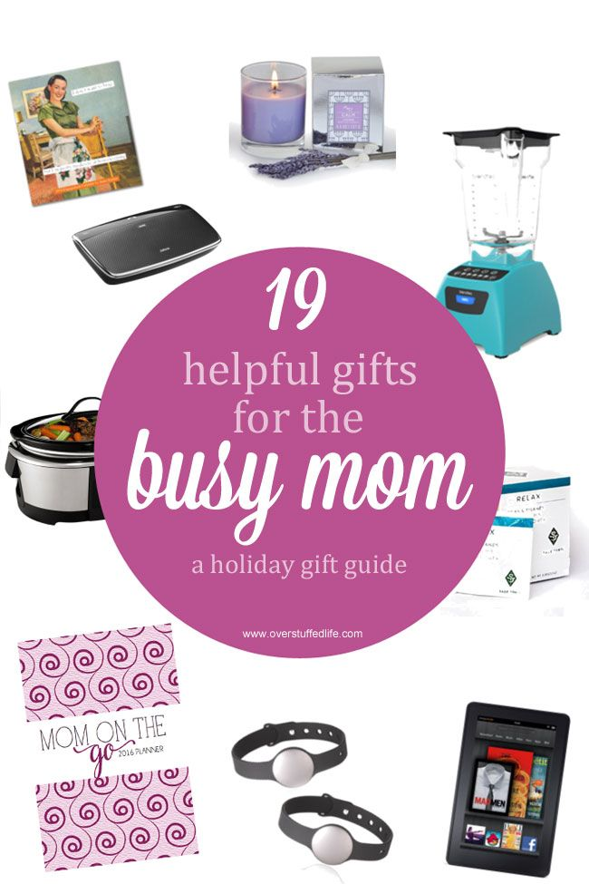 19 Helpful Gifts For The Busy Mom Overstuffed Life Stocking Stuffers For Mom Christmas Mom Christmas Gifts For Mom