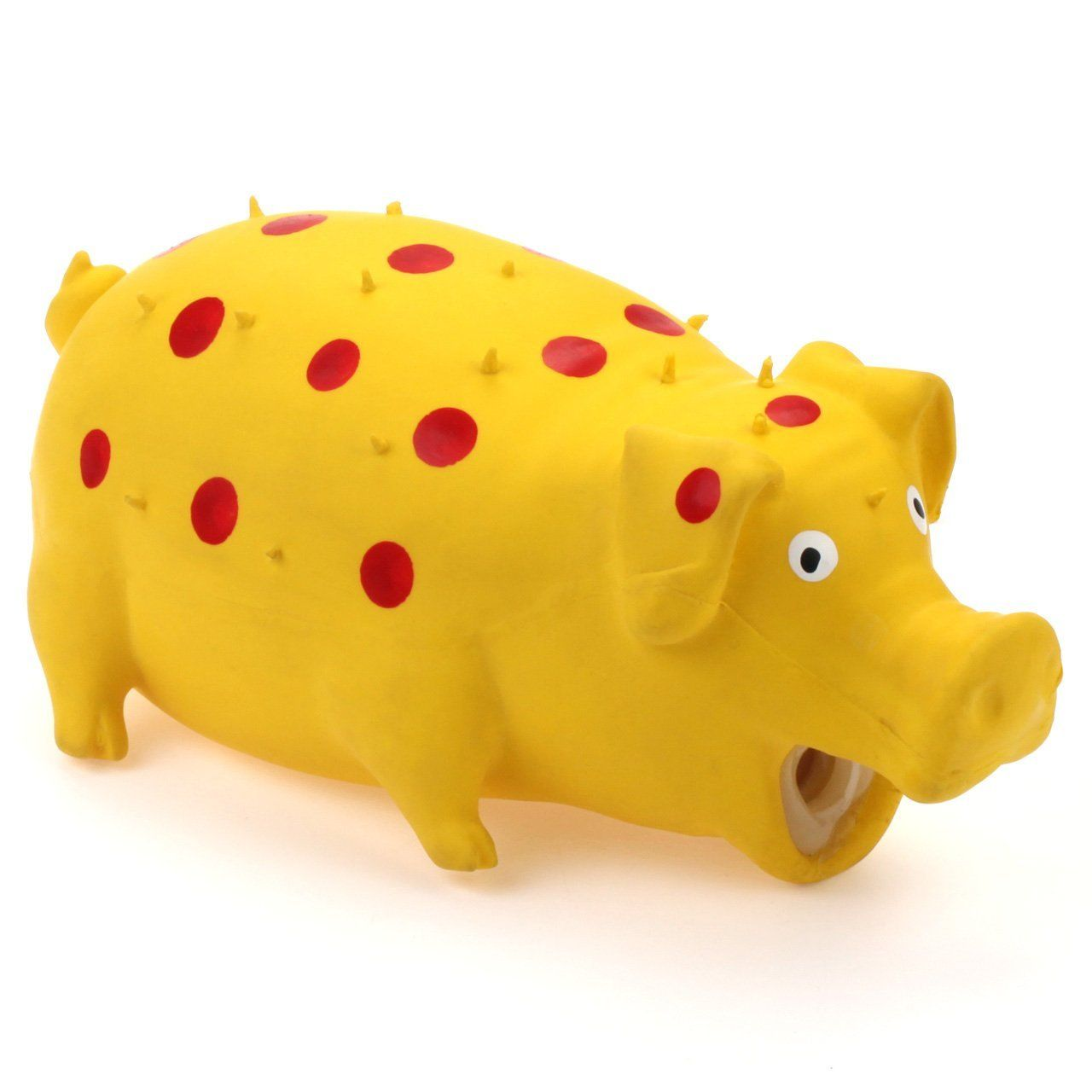 Kong Pudge Braidz Pig Dog Toy Medium Large Read More Reviews Of
