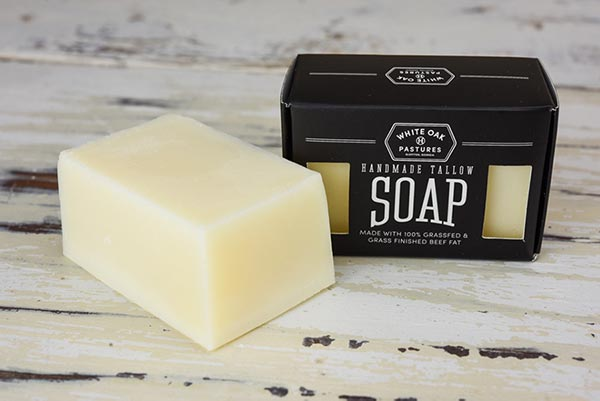 Grassfed Beef Tallow Hand Soap Bar In 2020 Tallow Soap Tallow Bar Soap