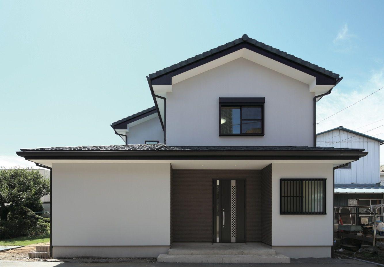 Exterior 外観 おしゃれまとめの人気アイデア Pinterest Niim No Mori ホームウェア 健康 住宅 建築家