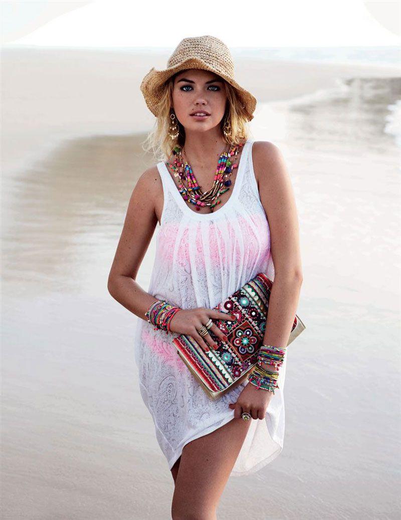 a8cae8e1eb4 kate upton accessorize campaign spring6 Kate Upton Hits the Beach for Accessorize  Spring 2013 Campaign