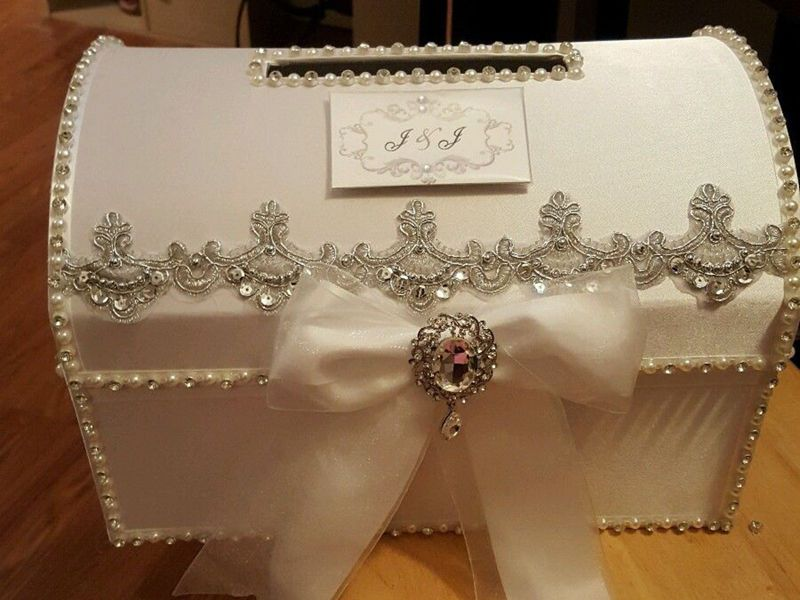 Best 25 Wedding card boxes ideas – Wedding Box for Cards