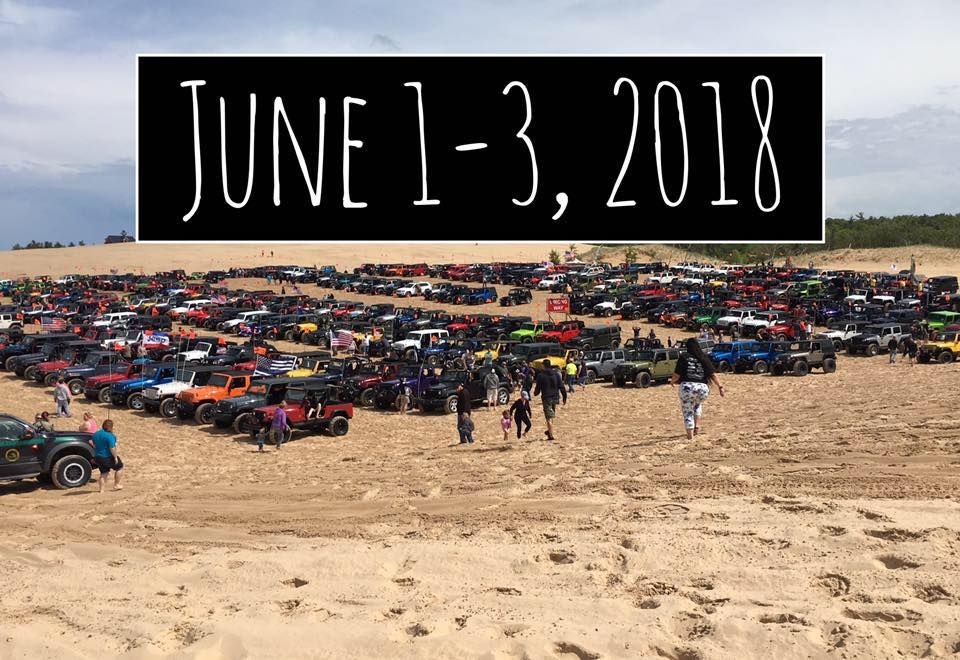 Jeep Invasion 2018 Travel Tips The Dunes Vacation