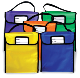07f1c39a47 Book bags for Independent Reading