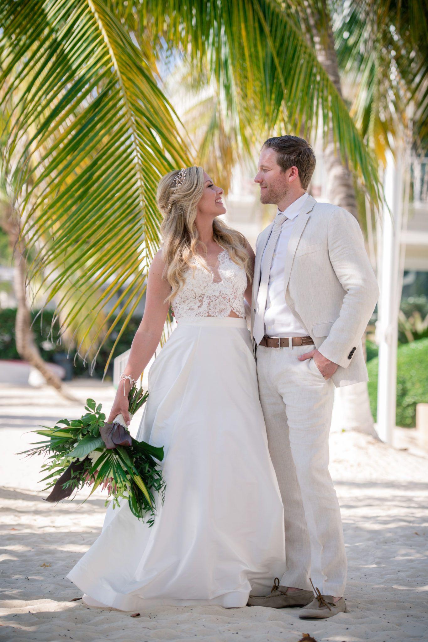 89053256091 Elegant Destination Wedding at the Caribbean Club