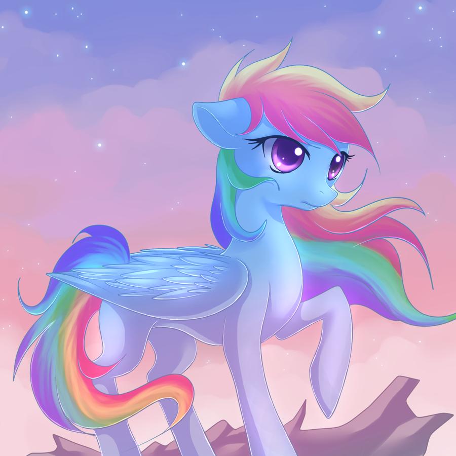 Классные картинки пони, анимации
