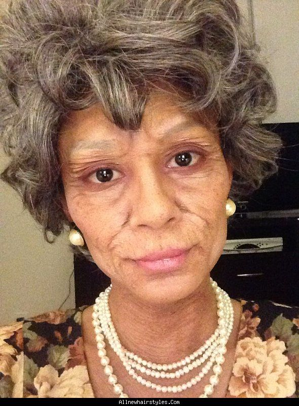 nice Eye makeup for 70 year olds Old age makeup, Old
