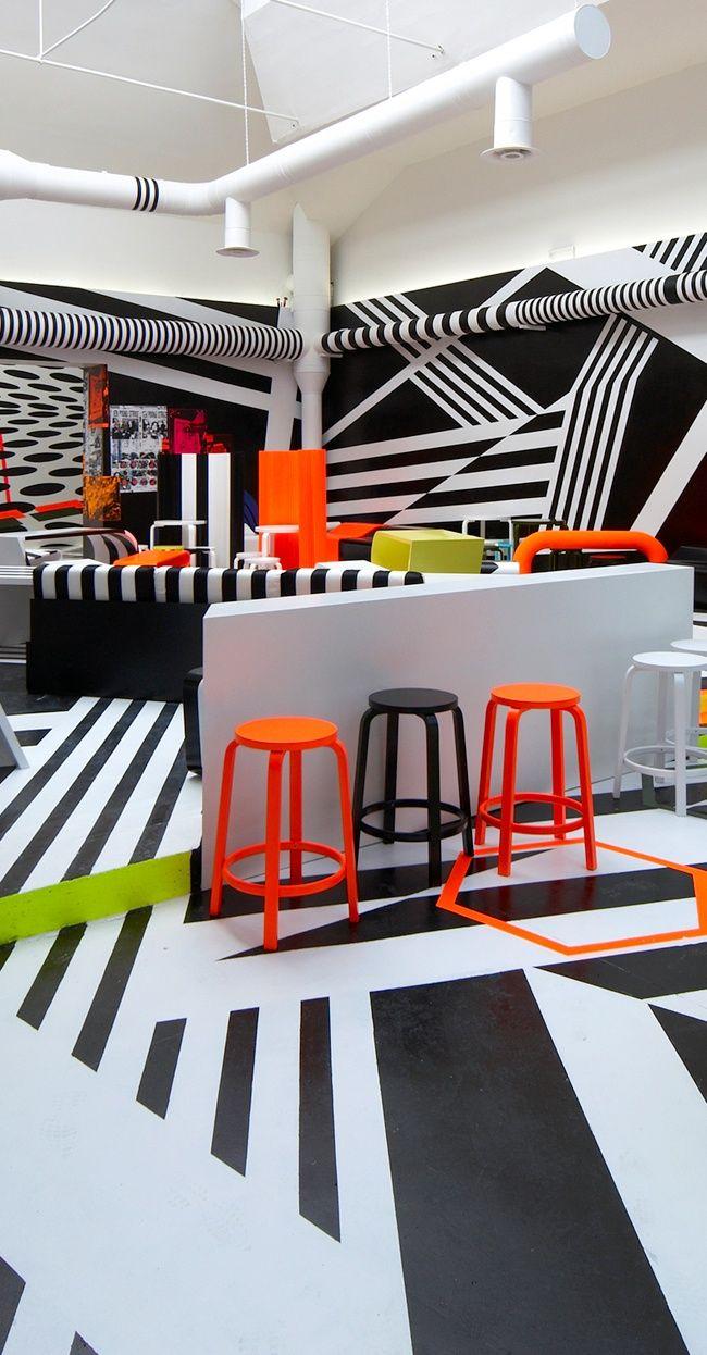 hmmm ... nice :-) Venice Biennial Cafe Italy | Pretty Cool...or ...