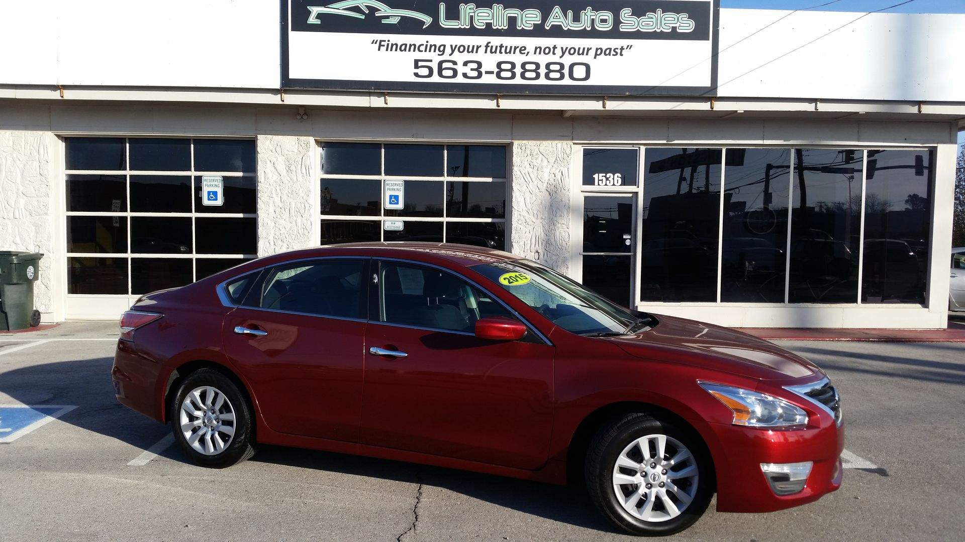 Lifeline Auto Sales offers used vehicles for sale with interest ...