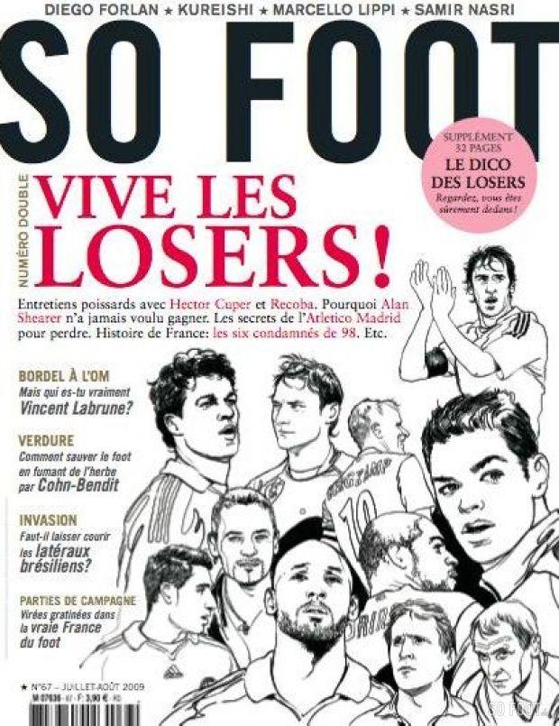 So Foot - N° 67 - Juillet & Août 2009