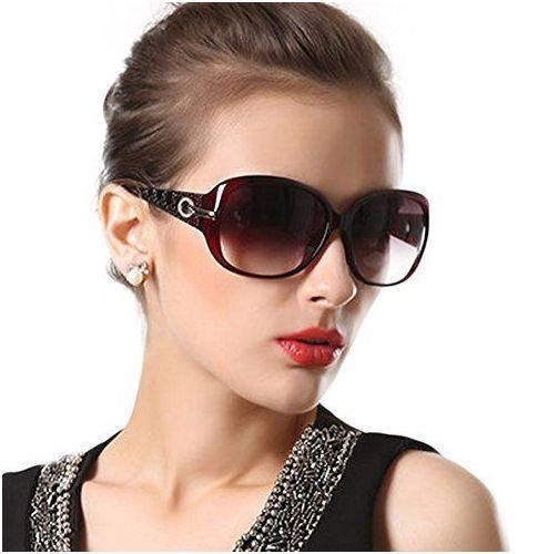 3f0ad9260c Duco Women s Shades Classic Oversized Polarized Sunglasses 100% UV  Protection  DUCO  Oversized