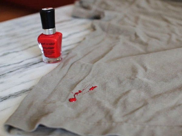 How To Remove Nail Polish Stains From Clothes Carpets Upholstery Nail Polish Stain Nail Polish Remover Laundry Room Design