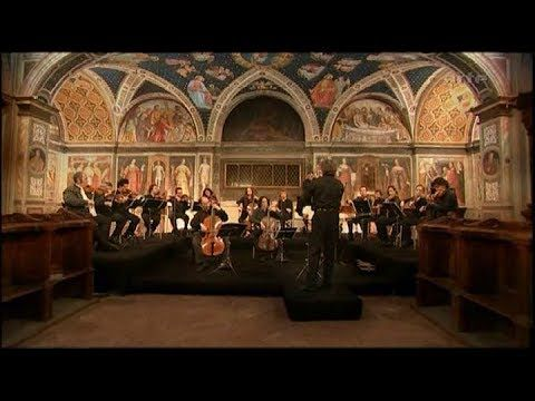Vivaldi - Cello concerto in A minor, RV 419 (Il Giardino Armonico) - andantemoderato.com