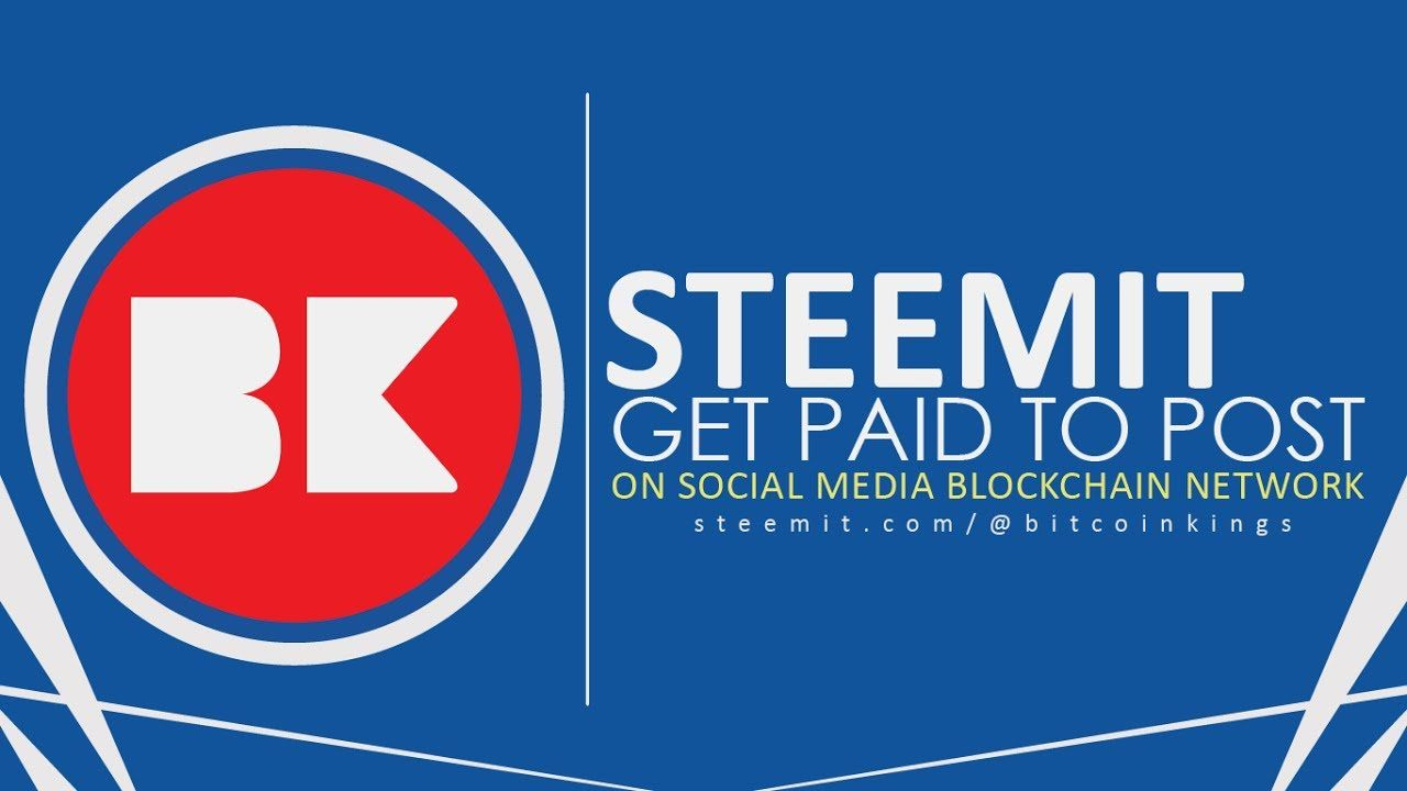Steemit is a social network that looks and functions a lot