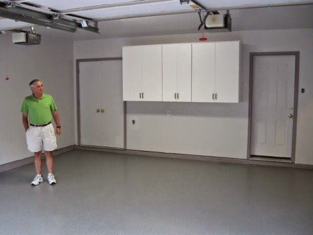Interior Garage Wall Paint