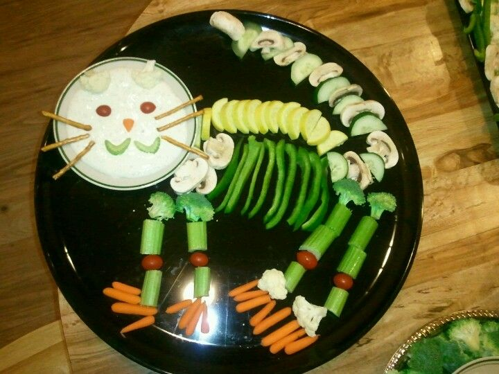 i made this for my work halloween potluck super easy fun dip can be anything from ranch hummus or even salsa