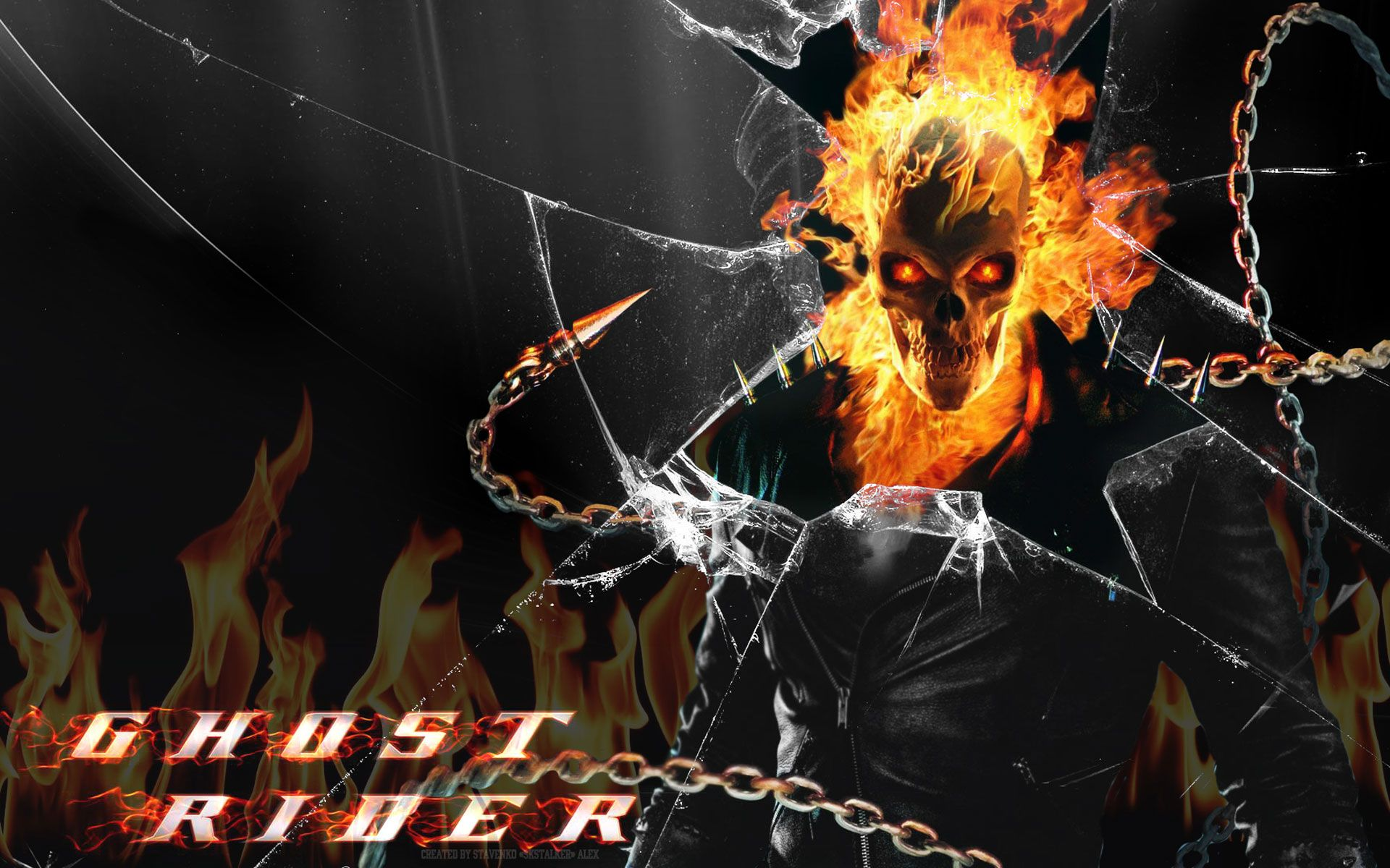 Ghost Rider Spirit Of Vengeance HD Wallpapers Backgrounds 800x600 2 44