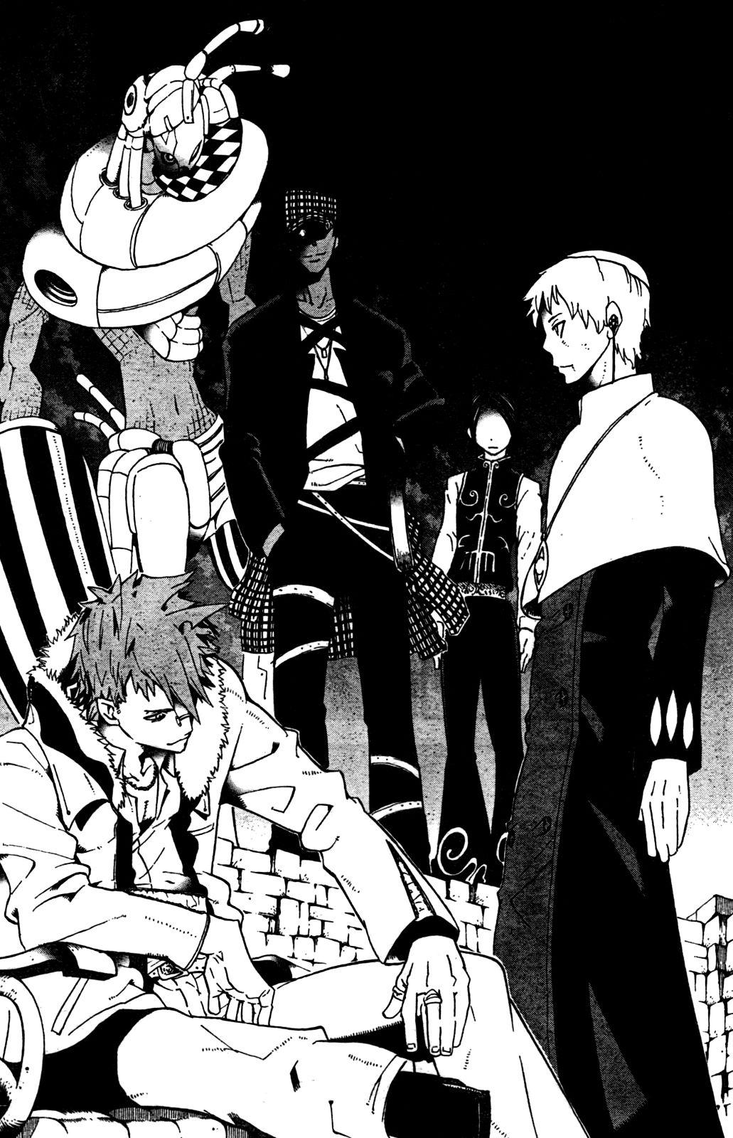 Pinterest Comedor De Almas Manga Soul Eater Soul Eater