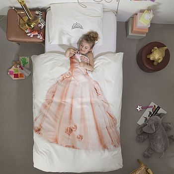 Princess Single Bed Set