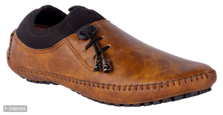 Solid Synthetic leather Casual Shoes