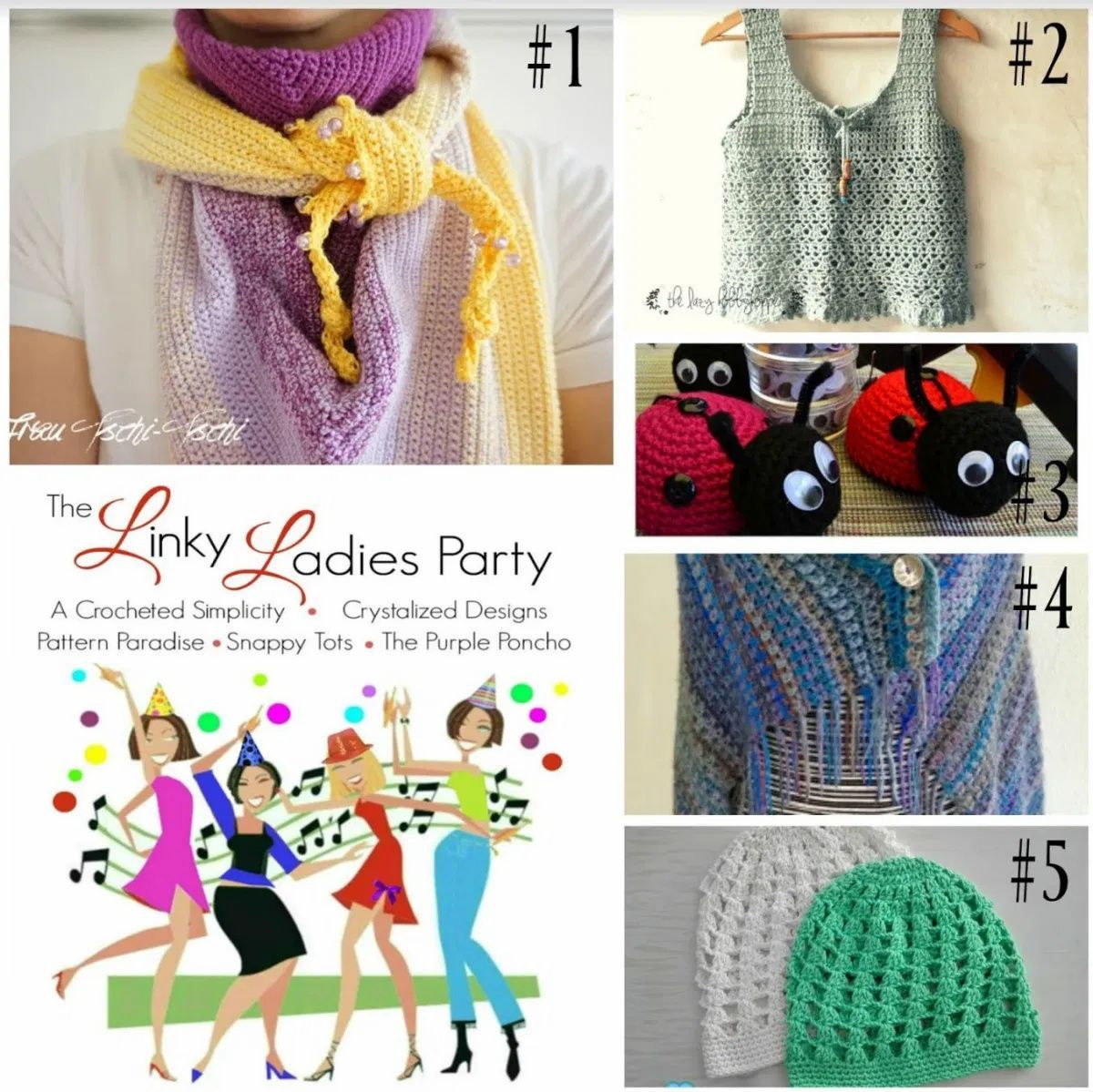 Photo of Linky Ladies Community Link Party #113