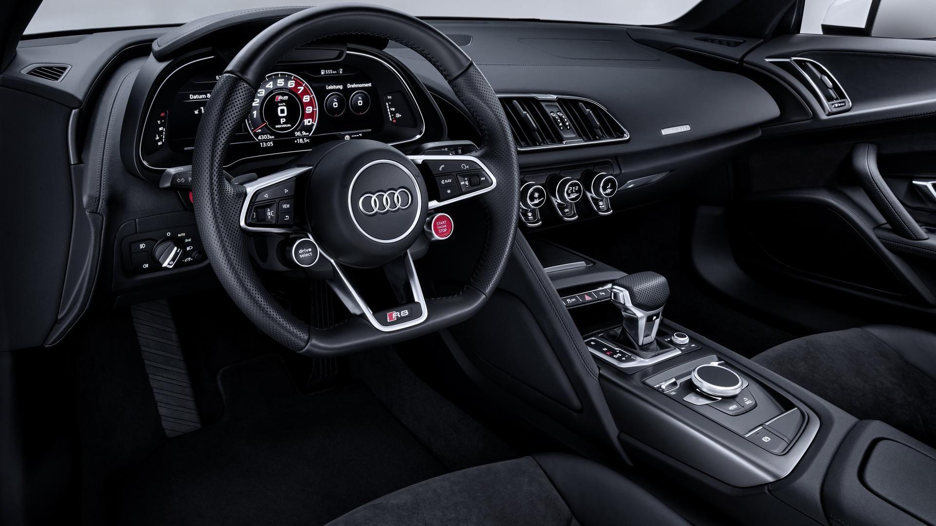 Audi R8 V10 RWS #audi #cars #news