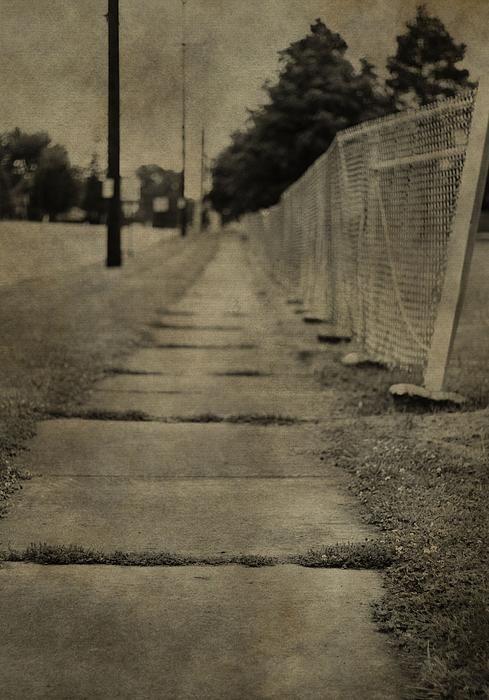 Down The Sidewalk