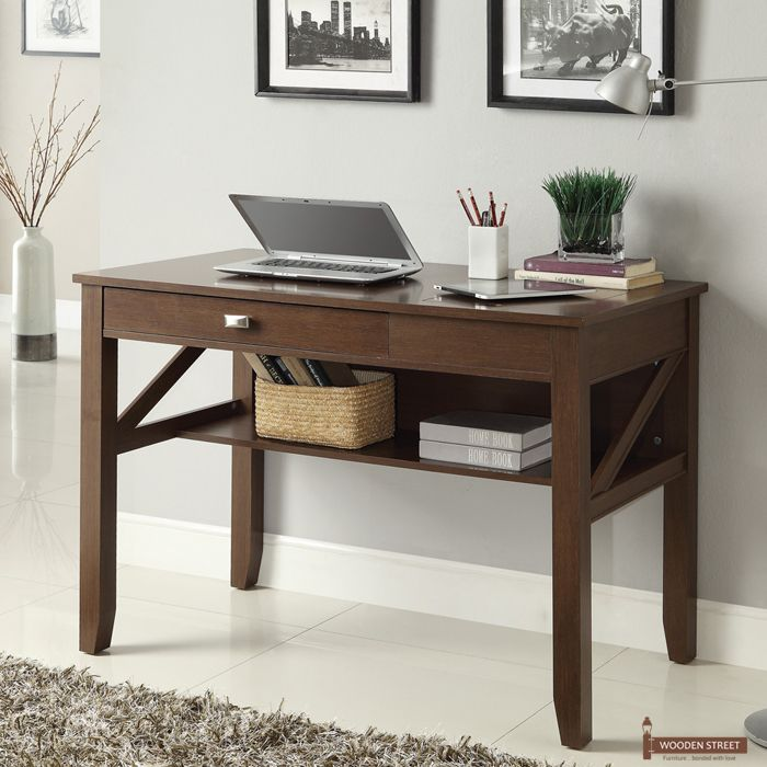 Pin By Woodenstreet Com On Study Tables Desk Writing Desk