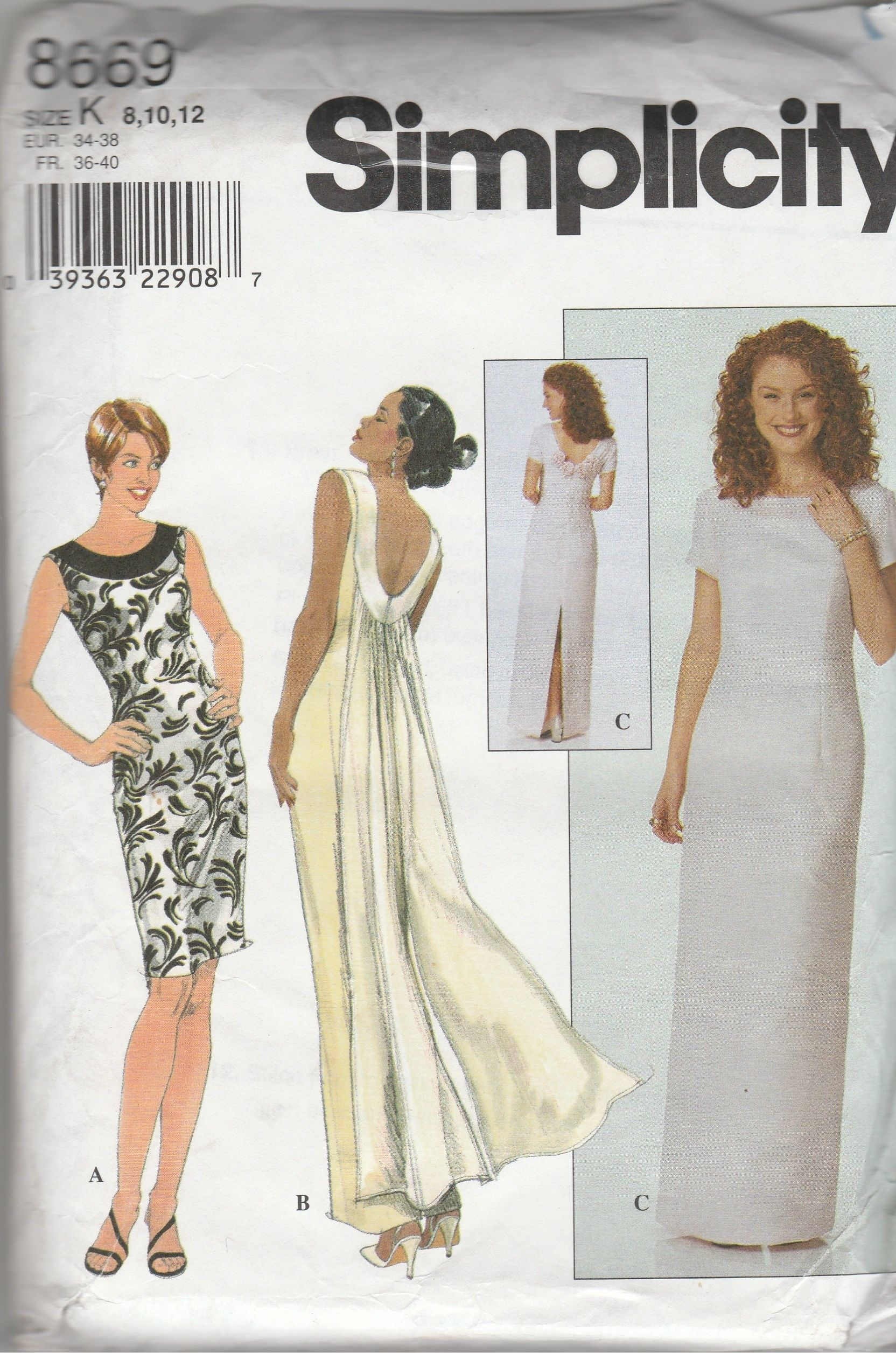 Prom Dress Sewing Patterns Custom Inspiration Ideas